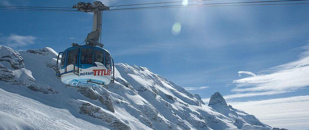 Mt. Titlis – Switzerland